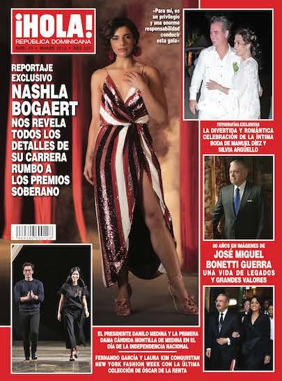Edición ¡HOLA! RD marzo 2018