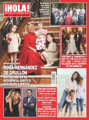 Edición ¡HOLA! RD mayo 2018