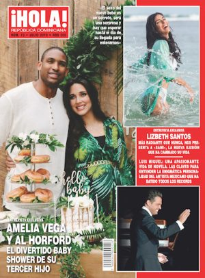 Edición ¡HOLA! RD julio 2018