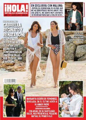 Edición ¡HOLA! RD agosto 2018